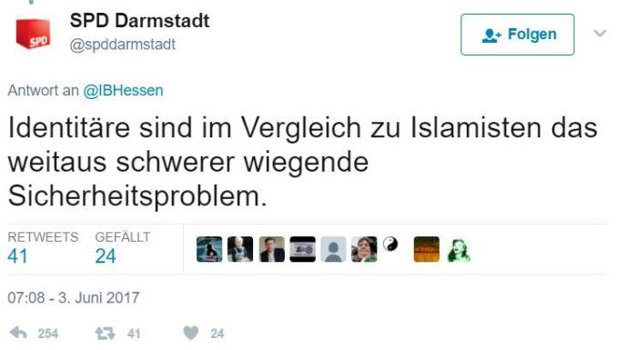 SPD Darmstadt Twit